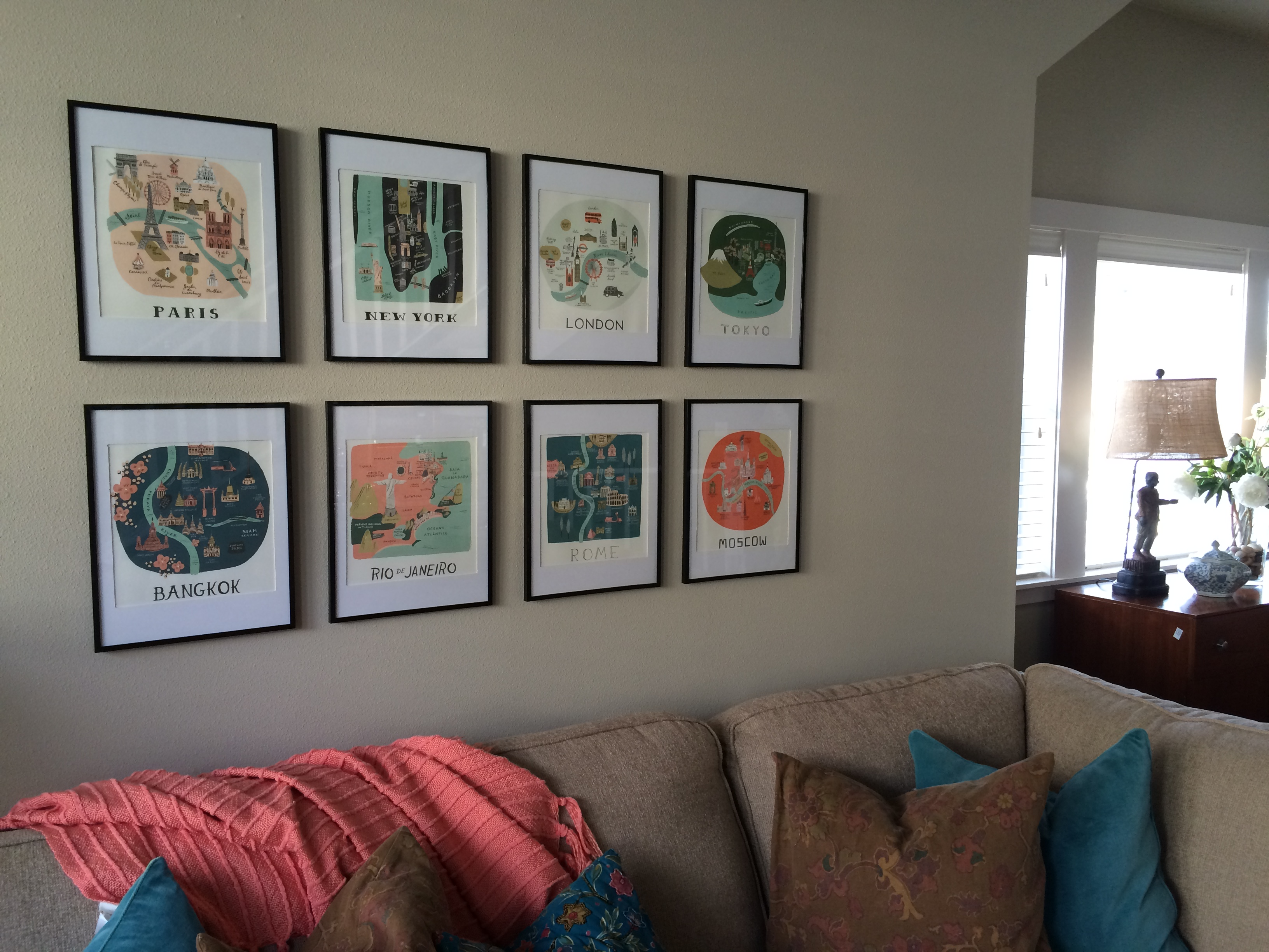 Hopefully This Has Inspired You To Try Making Your Own Gallery Wall!